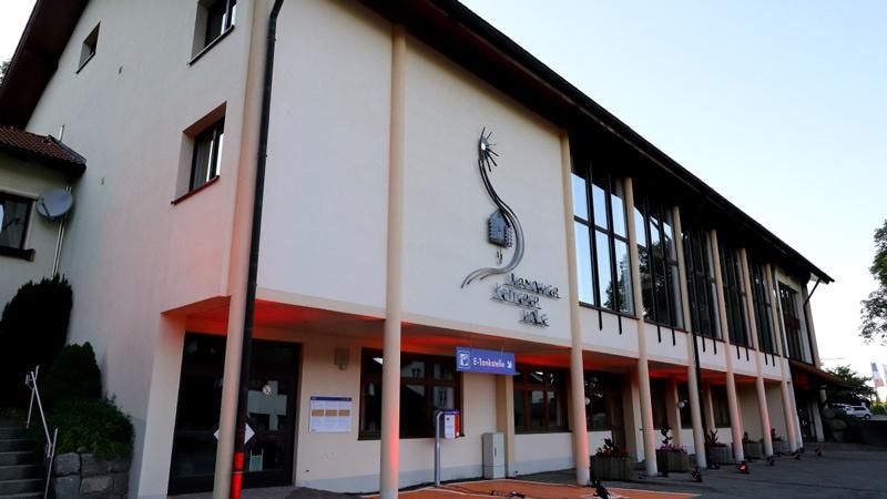 Uhrmacher-Ketter-Halle in Schönwald
