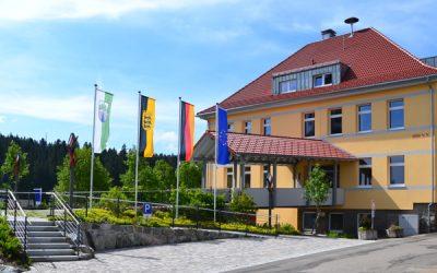 Rathaus ist nur nach Terminvereinbarung geöffnet