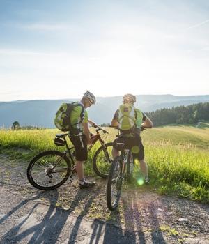Bike-Verleih Schönwald