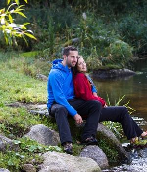 Über Stöcklewald und Staude nach Triberg