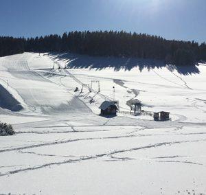 Parkplatz Dobel-Skilift