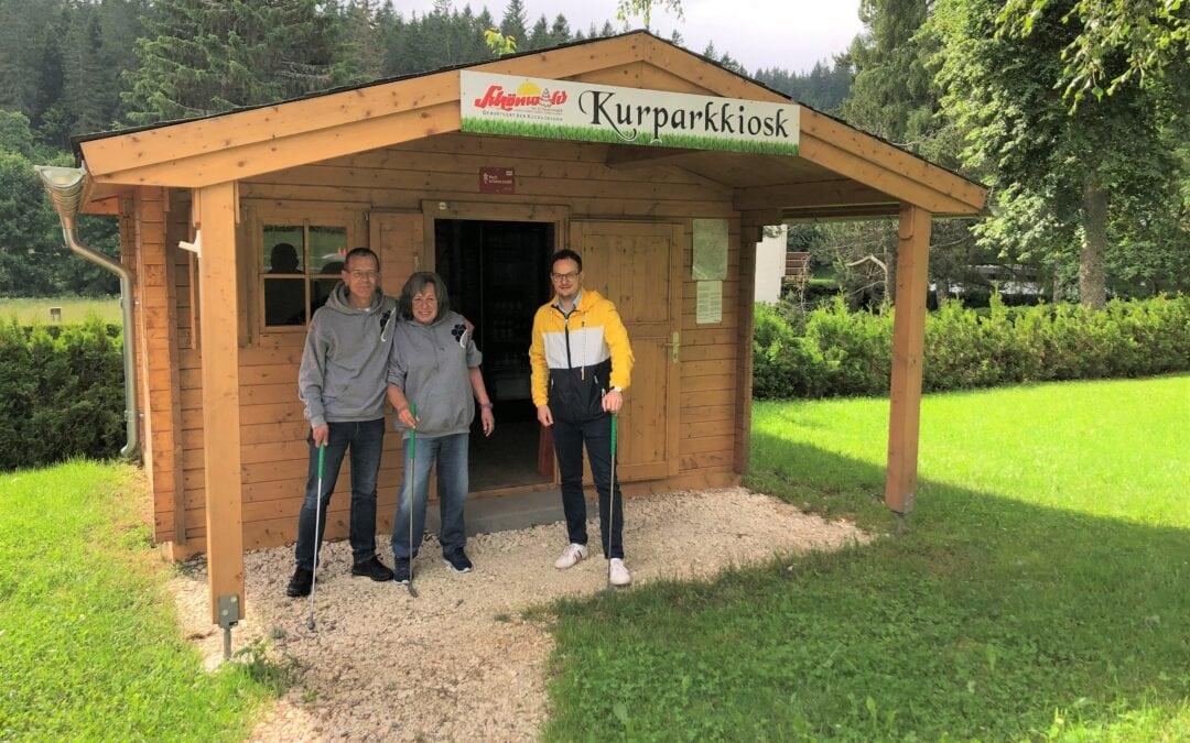 Neue Pächter des Schönwälder Minigolfs übernehmen ab 10. Juli