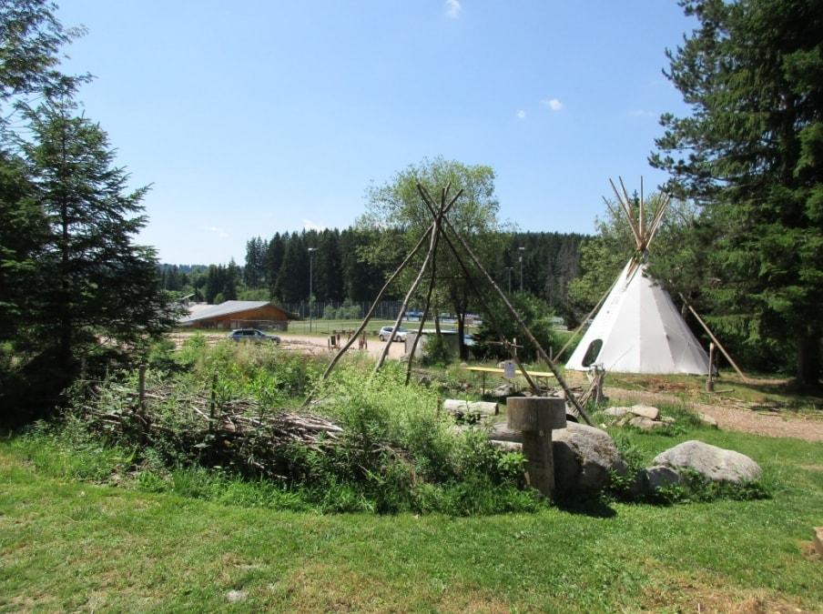 Bebauungsplanverfahren Waldcamp
